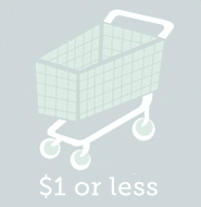 $1 or Less Logo