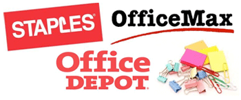 Office Supply Stores Logo