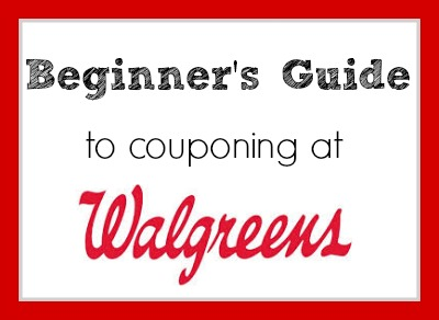 Everything you want to know about couponing at Walgreens.  This is a very informative post!