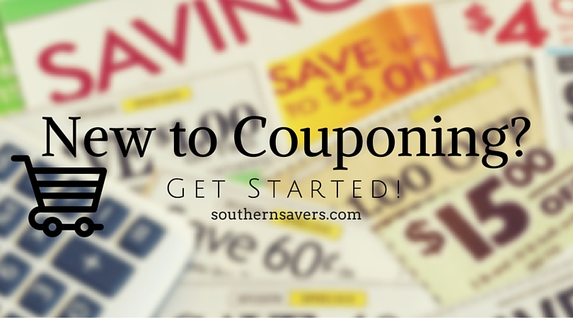 Get started with couponing