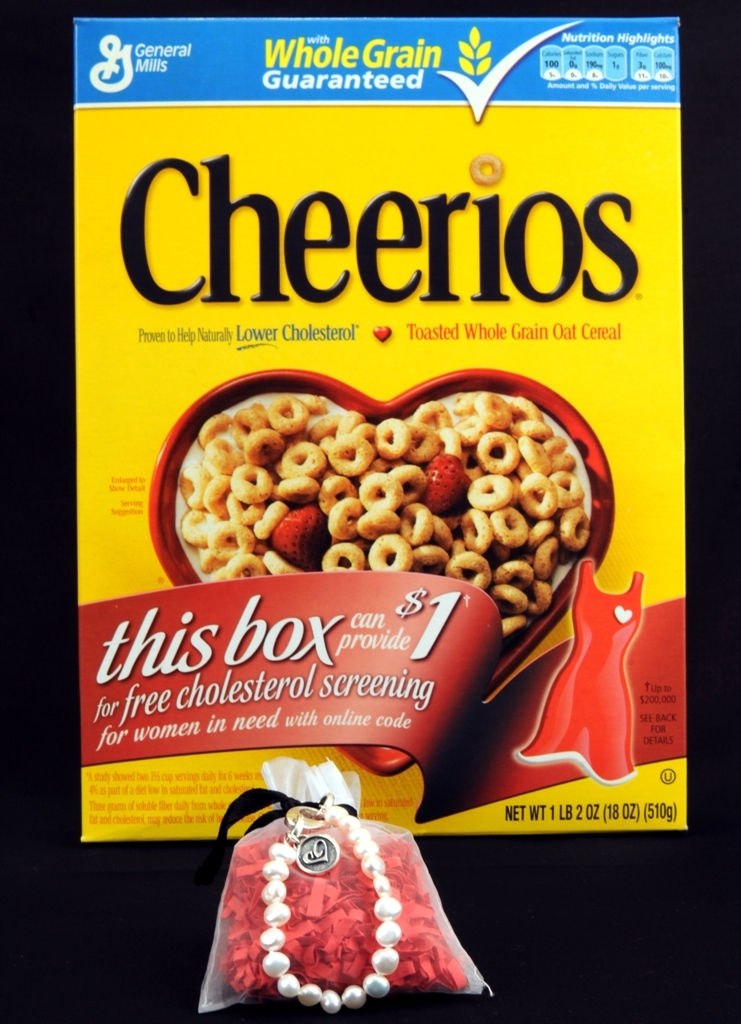 Cheerios - Toasted Whole Grain Oat Cereal for the Whole Family