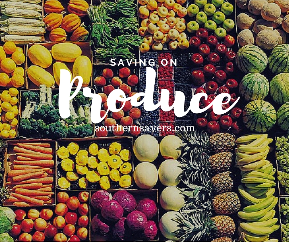 Saving on Produce - Southern Savers