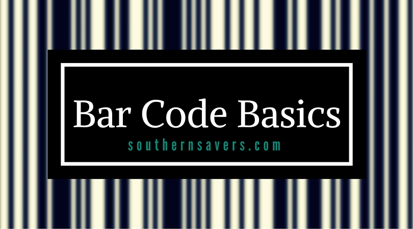 Barcode Basics Southern Savers