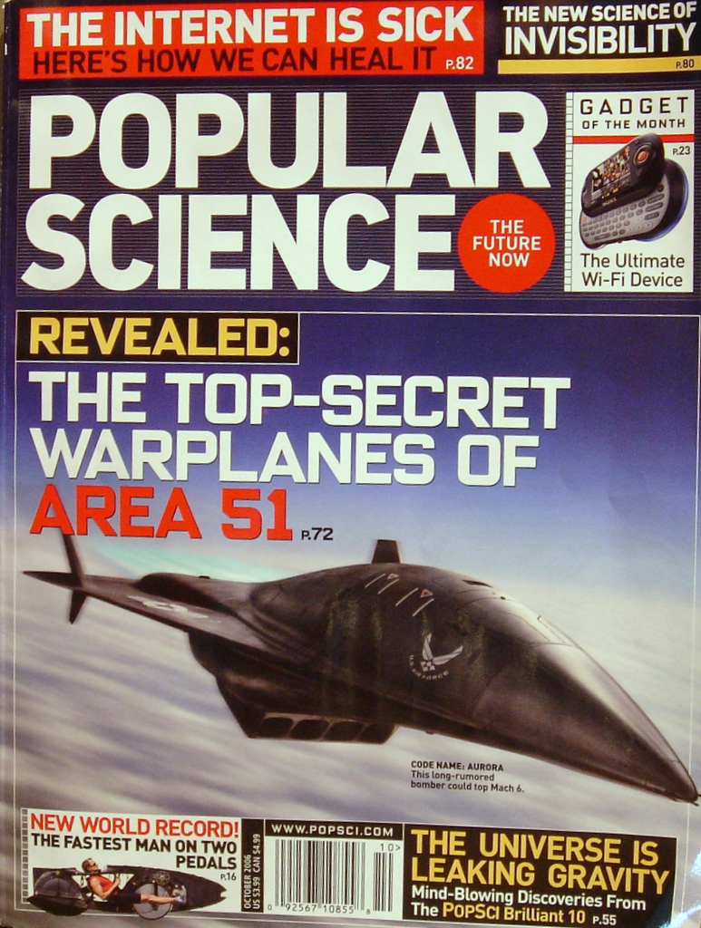 popular science projects
