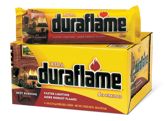 Win Duraflame logs or a Kindle...
