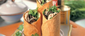 turkey-wraps