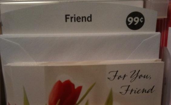 99¢ off any Hallmark Card