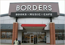 Borders 50% off Sitewide
