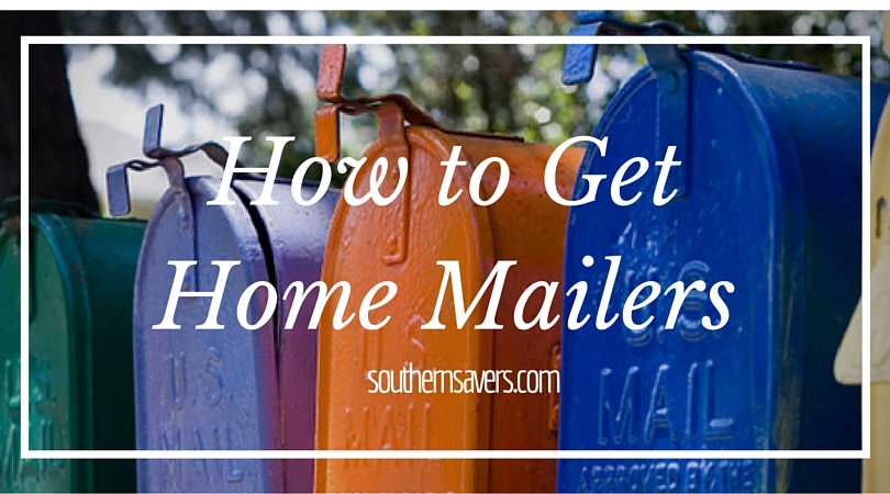 How to Get Home Mailers