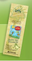 lorax-bookmark