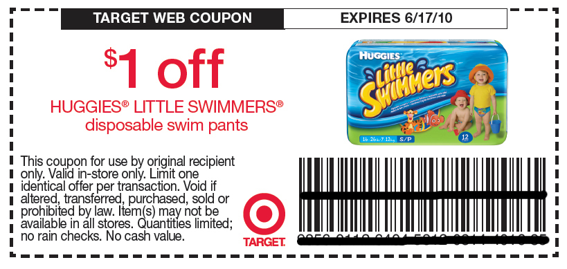 target coupon. Target released a new