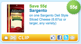 sargento cheese printable