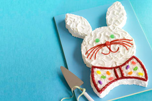 Bunny Cut Up Cake 1386 Birthdays