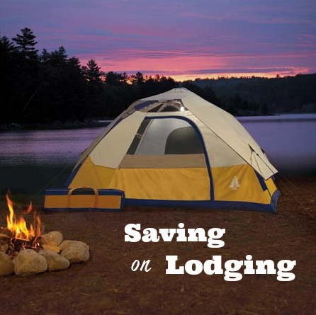 saving on lodging