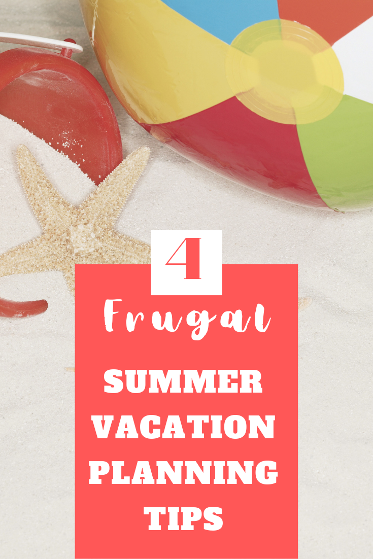 These summer vacation planning tips will help you get ready for your trip within a framework that will keep you within your budget!