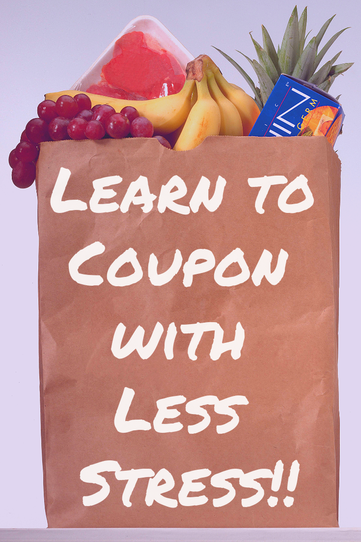 learn to coupon with less stress