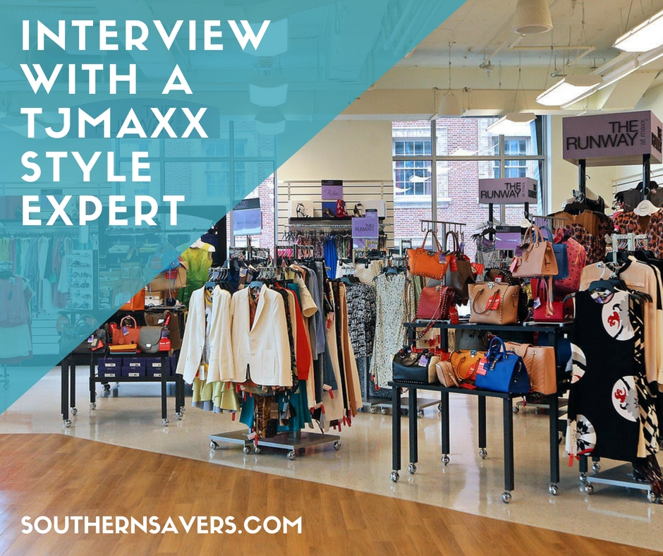 Interview with a TJMAXX Style expert