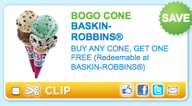 picture about Baskin Robbins Printable Coupons named Baskin Robbins Printable Discount codes! :: Southern Savers