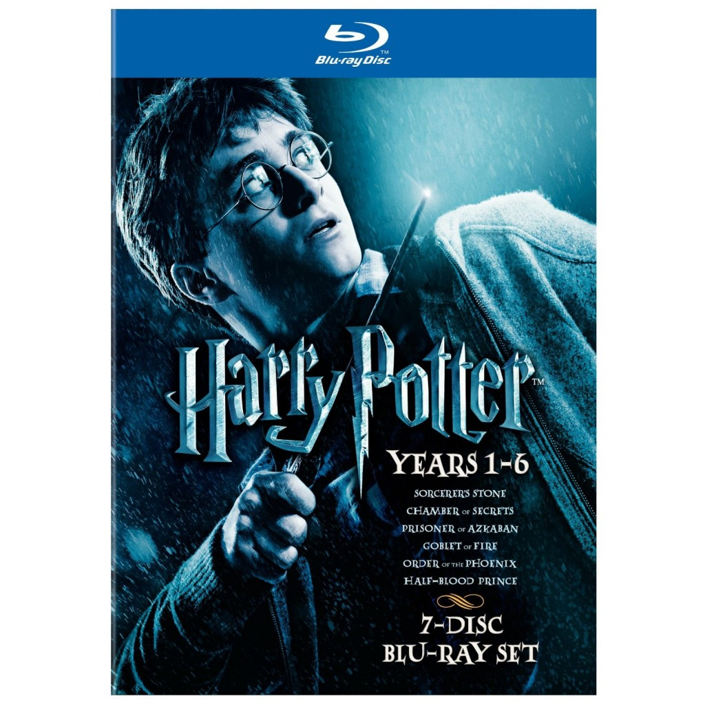 Harry Potter Book Set Target ~ Harry potter on blu ray for southern savers