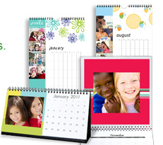 Shuttferly Coupon Code for a FREE Calendar