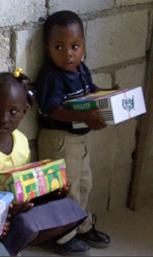 Haiti Operation Christmas Child