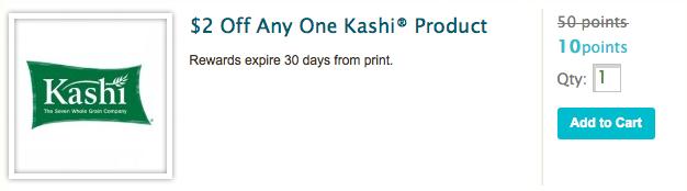 Recycle Bank Kashi Coupon