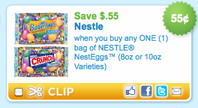 picture regarding Printable Candy Coupons referred to as Fresh Easter Sweet Printable Coupon codes :: Southern Savers