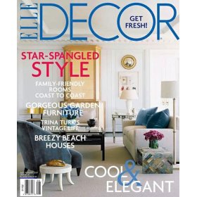 Tanga great deals on shape and elle decor magazines for Art decoration magazine