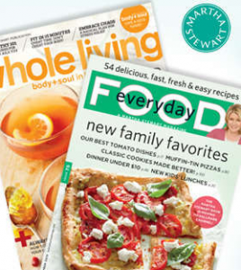 Everday Food Magazine