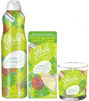 glade spring collection item