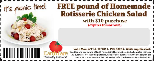 earth fare coupons printable