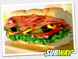 september subway $5 footlong