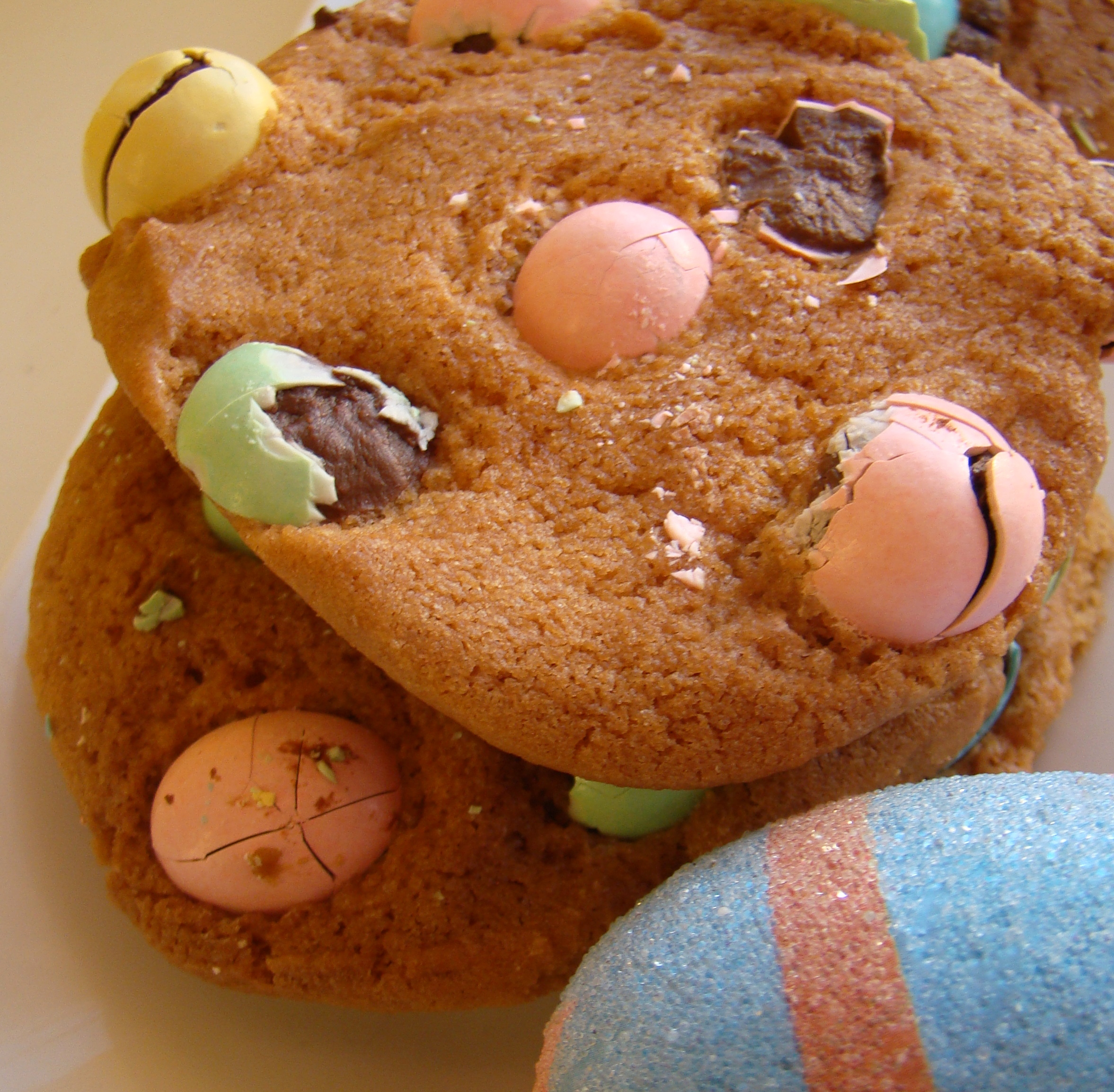 Cookies From Easter cookies
