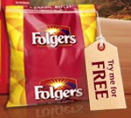 Folgers Special Roast Sample