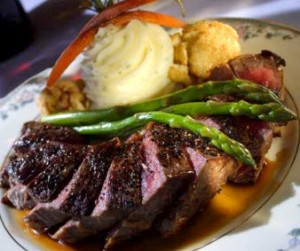 steak entree