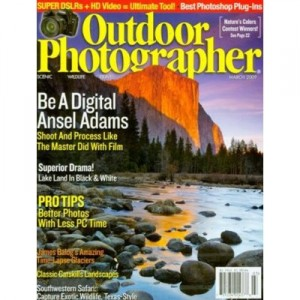 Outdoor Photographer magazine deal