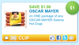 Similar to Oscar Mayer
