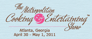 The Metropolitan Cooking & Entertaining Show Logo