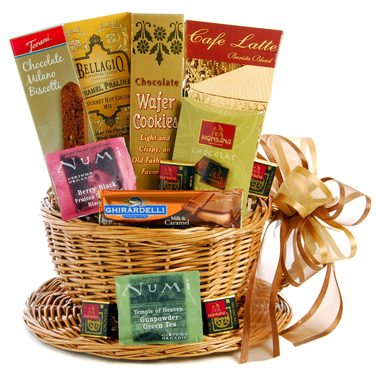 Amazon Mother's Day Deals: Coffee & Tea Gift Basket