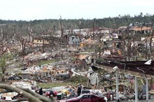 Southeast Tornado Aid