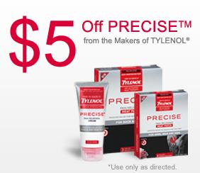 graphic regarding Tylenol Printable Coupon titled $5 off Tylenol Specific Printable Coupon :: Southern Savers