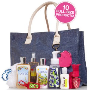 Bath & Body Works Spring Tote