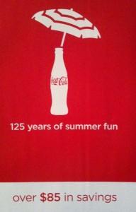 Coca Cola Coupon Booklet