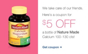photo about Nature Made Printable Coupons known as Walgreens Coupon codes: Cost-free Nutrients Tylenol :: Southern Savers