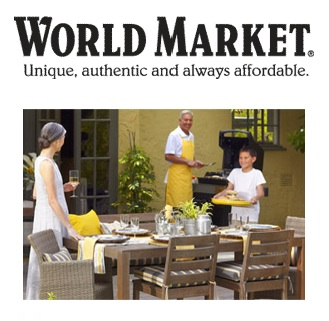 World market coupon code 10 off