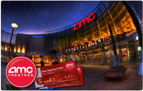 Amc Movies Deal 4 Tickets For 24 Southern Savers