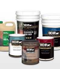 Home Depot Behr Rebate July