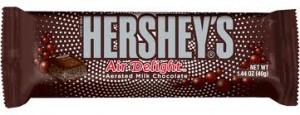 Free Hershey Bar