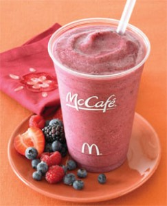 McCafe Smoothie Coupon