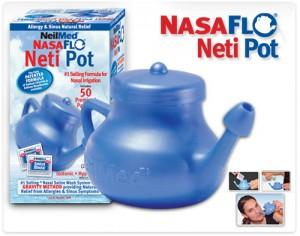 NasaFlo Neti Pot freebie